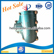 High Quality Cast Foundry Ductile Iron Reducer Tee For pipe