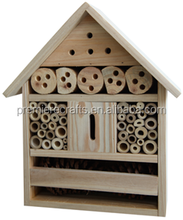 Nature Color Environment-Friendly New Original Design Wooden Insect House