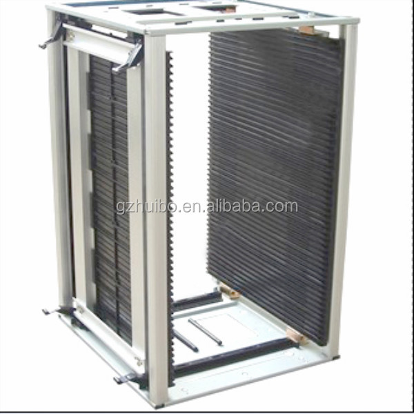 High Quality ESD Metal Magazine Rack For PCB Storage / SMT Magazine Rack