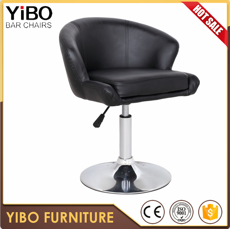 commercial used adjustable comfortable lem piston bar stool swivel kitchen office furniture