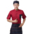 wholesales tailored new design 100% cotton hotel housekeeping uniform
