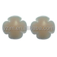 YZJM Factory Price Sexy Charming Nipple Cover, Transparent Silicone Nipple Cover