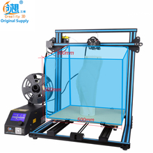 Creality CR-10S upgraded CR-10 dual z-axis lead screw filament sensor power failure resume 500*500*500mm3d machine 3 d printer
