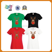 Custom cheap funny christmas t shirts