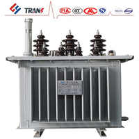 11/0.4kv s9/s12 series transformer price 50kva oil-immersed power transformers