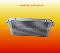 "MGP Universal Very Large Frount Mount Intercooler 600 x 300 x 100mm 3"" Inlet/Outlet"