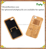 Hot! New! DIY custom wood case laser engraving cell phone case for apple iphone 5 6 phone covers wholesale alibaba