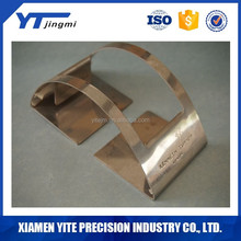 OEM High precision metal sheet stamping parts copper sheet metal bending parts factory price