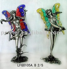 metal fairy toy fairy zinc alloy fairy