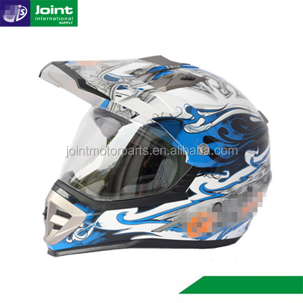 ECE Approved Specialized Motorcycle Racing Helmet ABS Motorbike Helmet Off Road Helmet