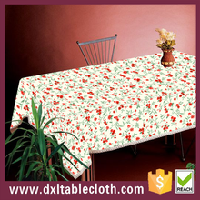 Outdoor Use and Printed Pattern modern design table cloth