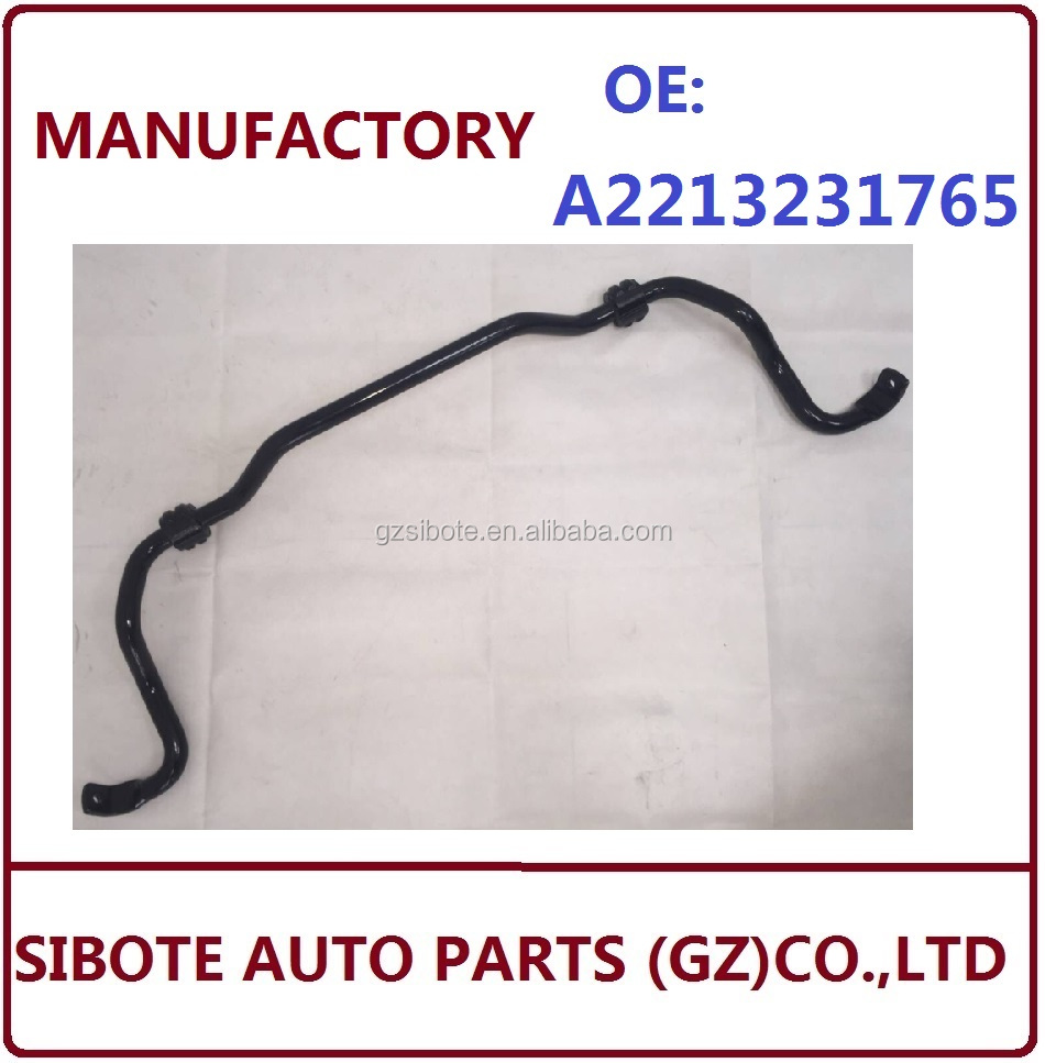 Front rod sway bar OEM:A2213231765