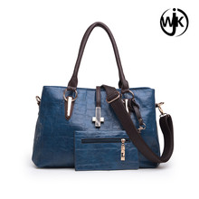 2017 new fashion brand designs popular cheap wholesale factory price women faux leather ladies handbag