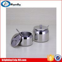 Stainless Steel Condiment Salt Amp Pepper