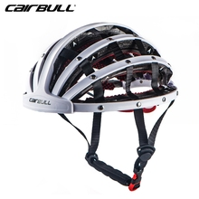 CAIRBULL 2018 New Design Quality City Street Bike Helmets Pocket In Bicycle Helmets For Sports and Relax