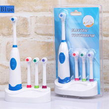 XP-183 Hot Sales Cartoon Children Rotating oral care replaceable heads Waterproof Electric Toothbrush