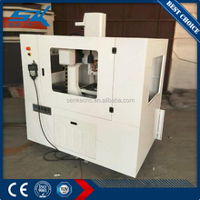 Professional factory hobby mini cnc milling machine / milling machine cnc 4 axes for sale
