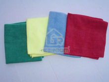 multi-function microfiber cleaning cloth/hand towel/auto dust cloth