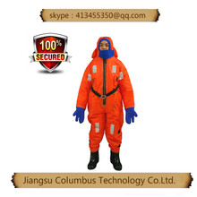 Air Cooling soles insulated immersion suit