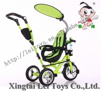 car type metal material ride on toy ride on car;push&foot power children bicycle tricycle rotate seat with EVA/AIR wheels