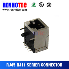 rj45 wireless adapter for pcb mount