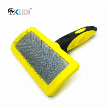 Pet Slicker Brush Pet Groomer For Dog And Cat