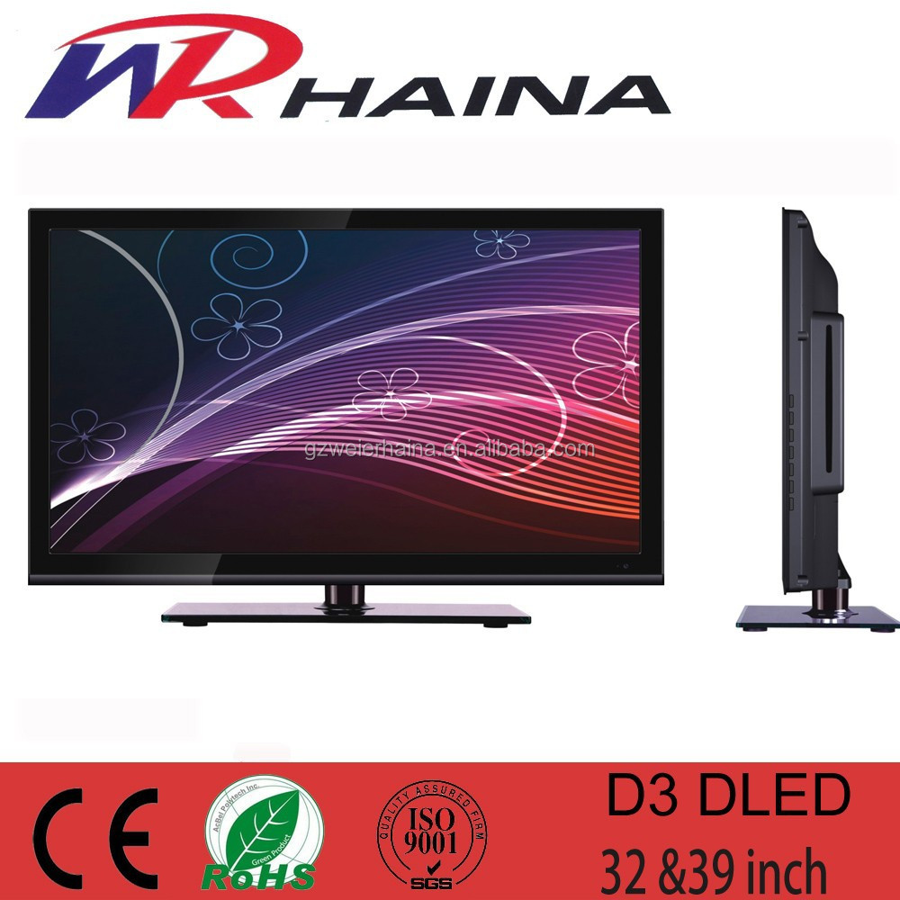 hot selling ultra slim dvb-t led tv fake tv