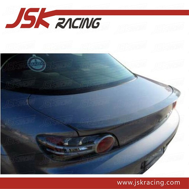 2003-2009 CARBON FIBER REAR SPOILER FOR MAZDA RX8 (JSK180208)