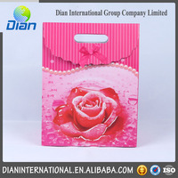 Gift Packaging Wholesale Valentine's Mini Gift Paper Bag