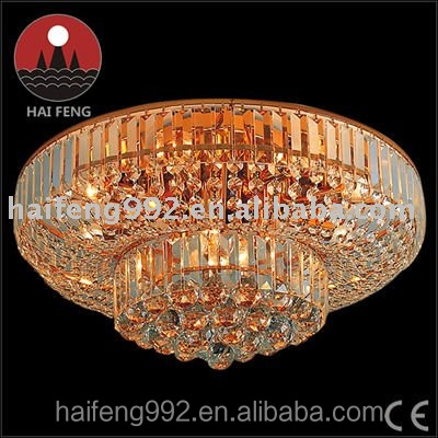 cristal chandelier crystal pendnat light zhong shan