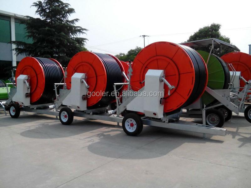 Hose reel irrigation sprinkler tx mm diameter and