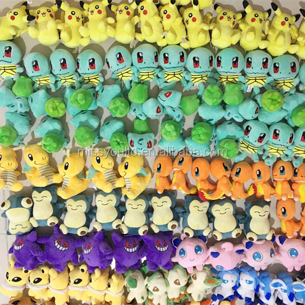Spot Wholesale Cute Cheap Pokemon Plush <strong>Toy</strong> For Sale Child Gift