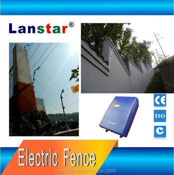Higher security level electric community fence perimeter prevention solutions