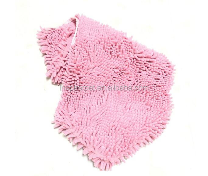 Ultra Absorbent Microfiber Chenille Dog Dry Towel