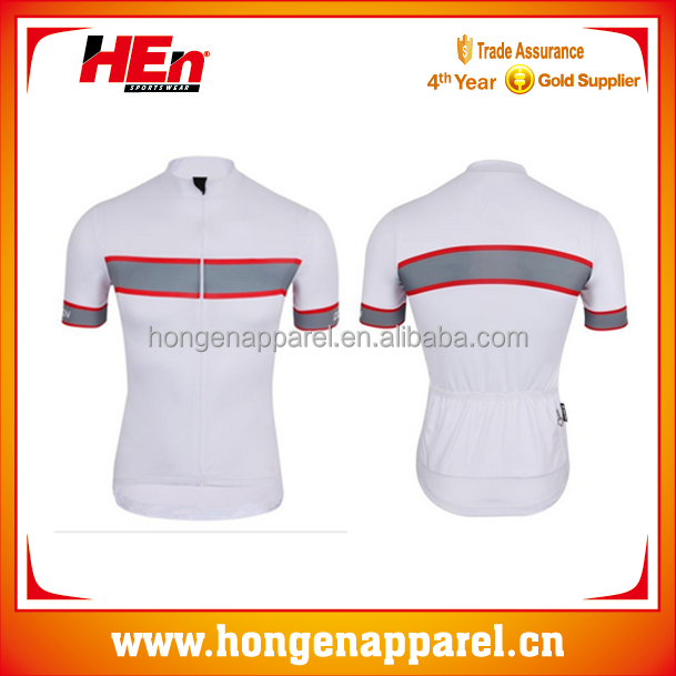 Hongen apparel 2015 TEAM race and club cycling jersey,wholesale short sleeve Custom cycling wear