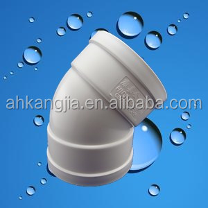 KG PVC , UPVC , CPVC ,or PPR powder pvc tee in water system