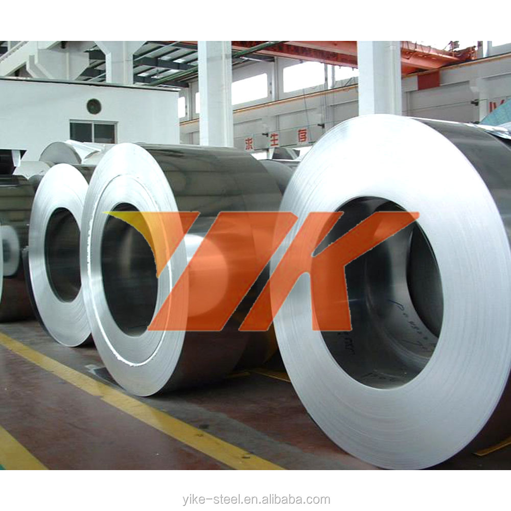 zinc coated Galvanized Surface Treatment and SGCC/SECC Grade secondary steel coil china manufacture