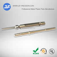 Oem cnc machining mechanical part of Stainless steel shaft