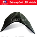 good quality Rubber soft LED display for every shape