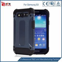 Attractive appearance handphone covers for samsung s3,rugged mobile phone case for samsung galaxy s3