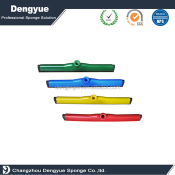 clean up slush construction sites floor squeegee rubber squeegee