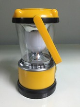 5 led rechargeable solar power solar camping lantern