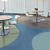 SA 1000 Series Nylon Commercial Carpet Tile for airport