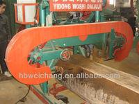 MJ800 China Timber Wood Sawmill Supplier