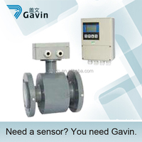 DN50 Remote Control Magnetic Water Flow Meter