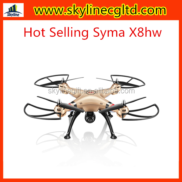 SYMA X8HW RC Quadrocopter with wifi camera or 4K WiFi Camera Professional Quadcopter Helicopter