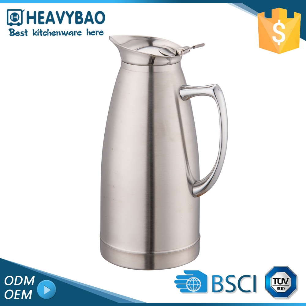 Hot Quality Stainless Steel Milk Brita Infused Water Jug