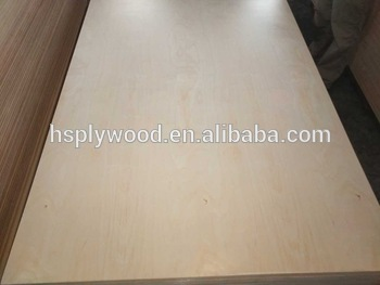 high quality UV birch plywood to USA market birch plywood bc grade