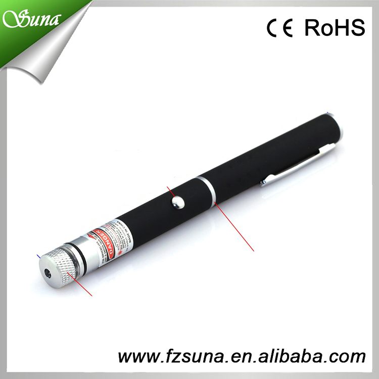 New Style 1pcs Cap 1mw Green Laser Pointer Star Changeable Head Lazer
