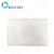 White Dust Filter Cloth Bags for Electrolux LE 2100 Allergen AP100 Canister Vacuum Cleaner Replace Part # 26-2311-09